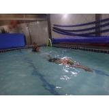 onde encontrar escola de natação para emagrecer Higienópolis