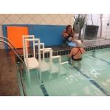 onde encontrar escola de natação para idosos Moema