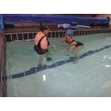 onde encontrar hidroterapia para idosos Aclimação