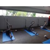 onde encontro aula de pilates solo Jardim América