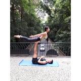 onde encontro aula de yoga em dupla Cidade Jardim