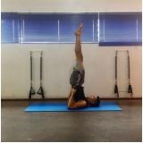 onde encontro aula de yoga intermediário Cambuci