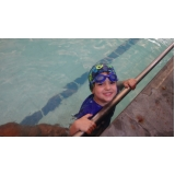 onde fazer aula de natação infantil Jardins