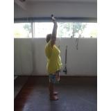 onde fazer fisioterapia para idosos Campo Belo