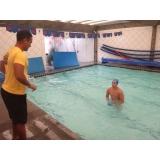 orçamento de aula de hidroginástica com bola Jockey Club