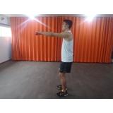 personal trainer academia Moema