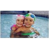 quanto custa aula de natação infantil Cambuci