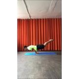 quanto custa aula de yoga fitness Aclimação